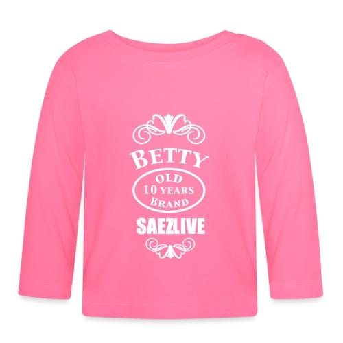 Betty (version light) - T-shirt manches longues Bébé
