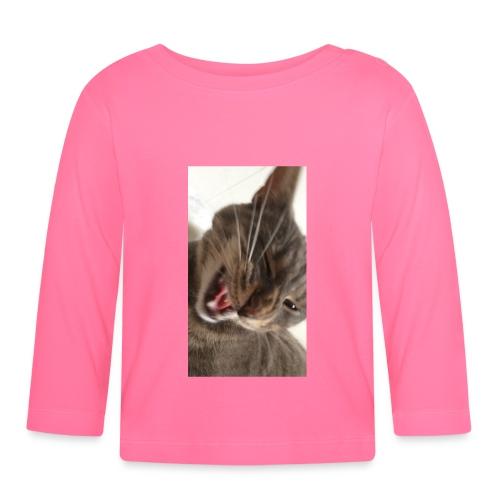 Cat Bag - Långärmad T-shirt baby