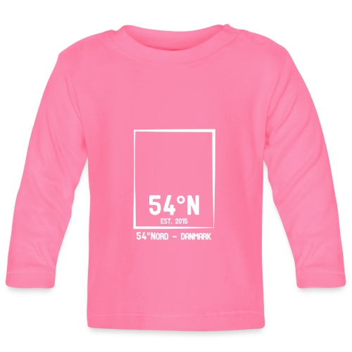 54°Nord square Bum Bag - Langærmet babyshirt