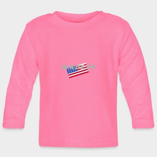 Made In USA - Baby Long Sleeve T-Shirt