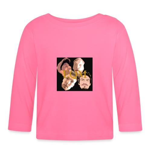 EQM LOGO - Långärmad T-shirt baby