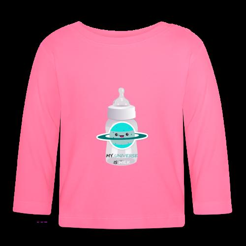 MILCH UNIVERSUM - Baby Langarmshirt