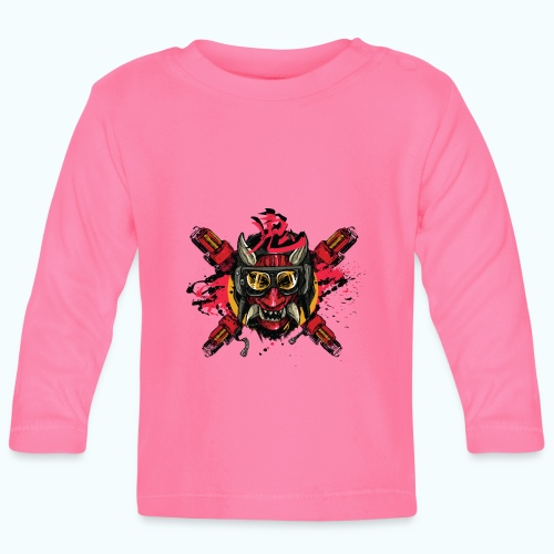 Engine Demon - Baby Long Sleeve T-Shirt
