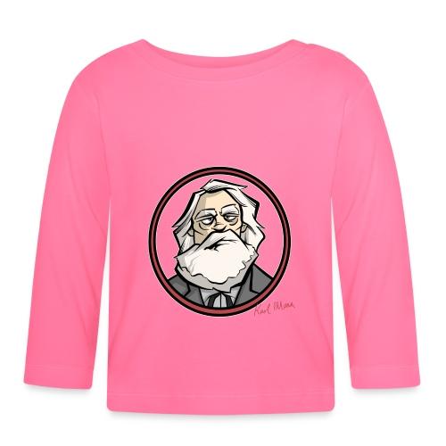 Karl Marx - Baby Langarmshirt