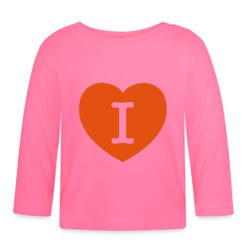 I - LOVE Heart - Baby Long Sleeve T-Shirt
