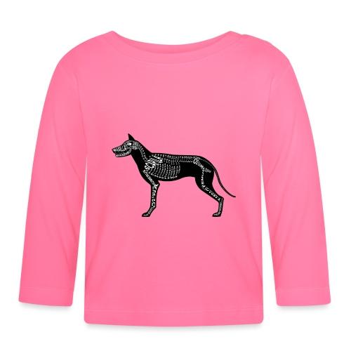 Dog skeleton - T-shirt