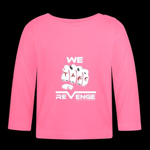 Darkness on Demand - We Take Revenge - Baby Langarmshirt