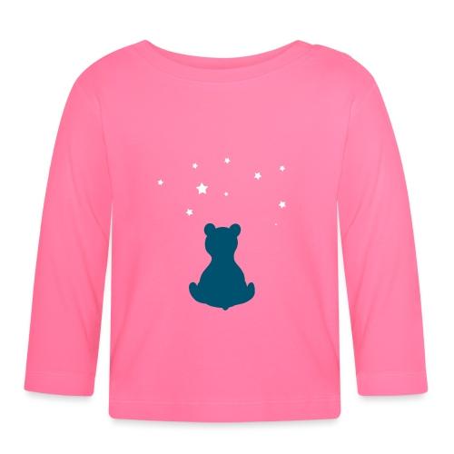 Reach for the Stars - Baby Langarmshirt