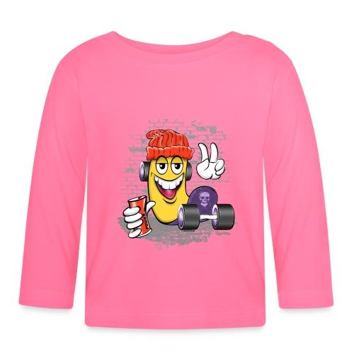 Cool Street Skater Textiles, Gifts, Products - Vauvan pitkähihainen paita