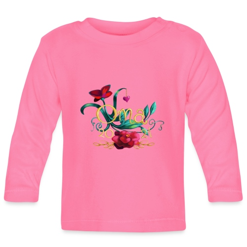 Oma 2021 - Baby Langarmshirt
