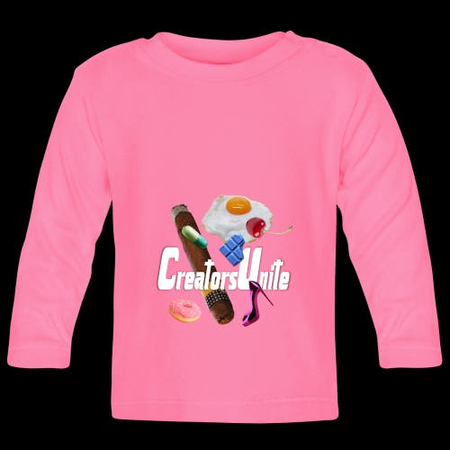 Supertreat [CREATORS ORIGINAL UNIT] - Baby Long Sleeve T-Shirt