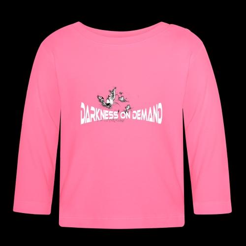 DoD Darkness on Demand Cat - Baby Langarmshirt
