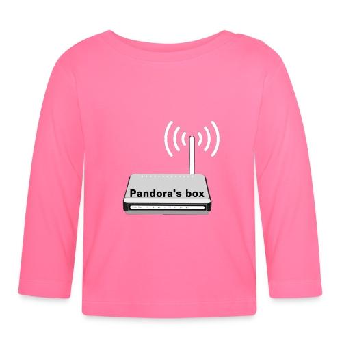 Pandora's box - Baby Langarmshirt