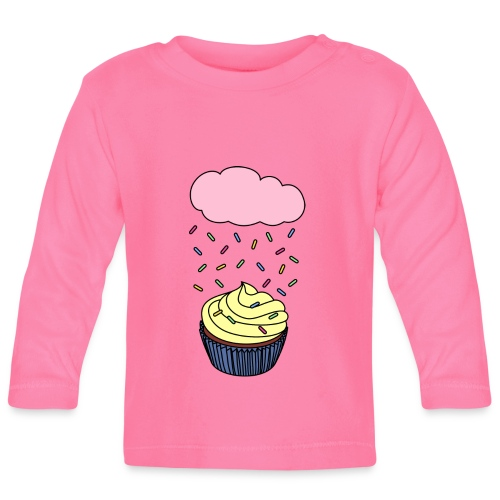 Cupcake Weather - Baby Langarmshirt