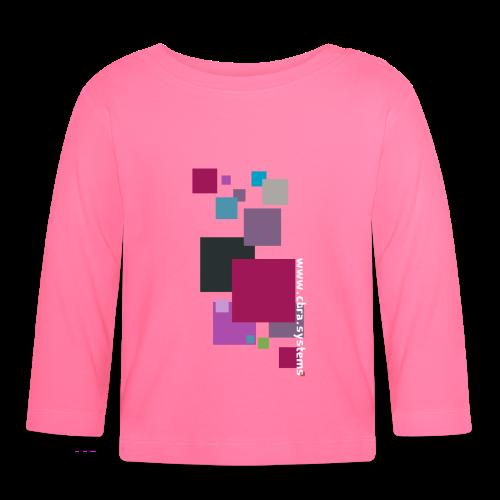 ontwerp t shirt png - Baby Long Sleeve T-Shirt