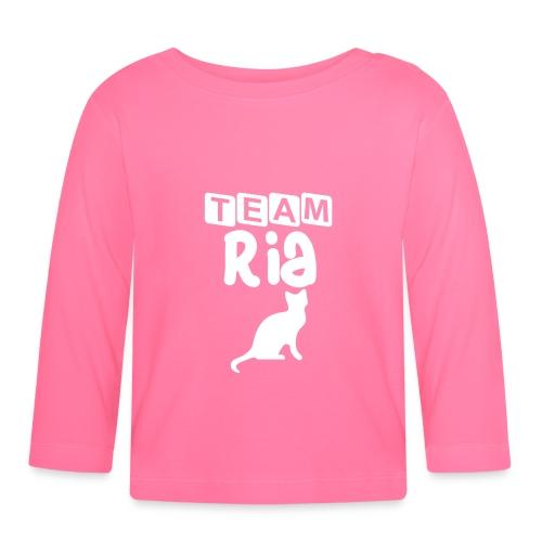 Team Ria - Baby Long Sleeve T-Shirt