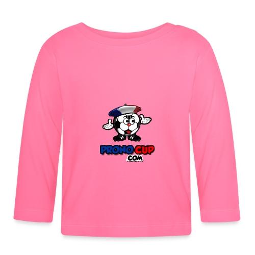 mug3 png - T-shirt manches longues Bébé