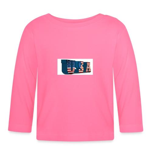 USAs-Worst-President - T-shirt manches longues Bébé