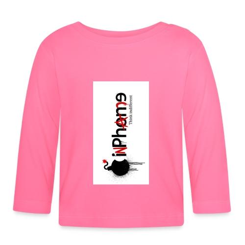 inphame - Maglietta a manica lunga per bambini