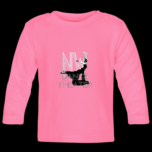 NW Dance Theater [DANCE POWER COLLECTION] - Baby Long Sleeve T-Shirt