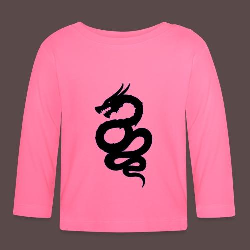 Biscione Drago - Maglietta a manica lunga per bambini