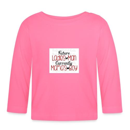 ladies man - Vauvan pitkähihainen paita