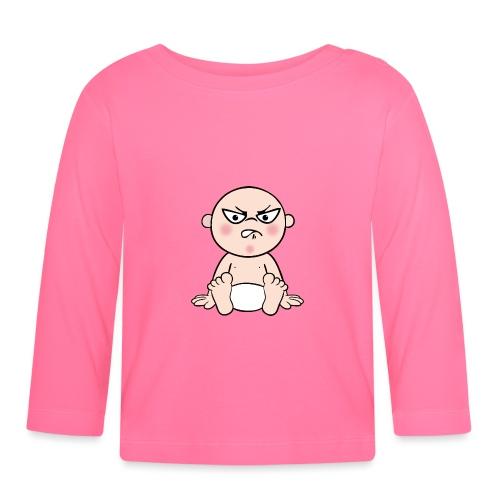 Böses Baby - Baby Langarmshirt