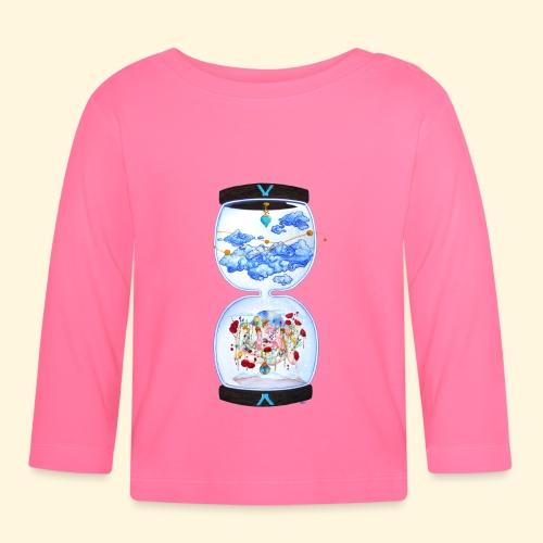 La Colline des Roses - T-shirt manches longues Bébé