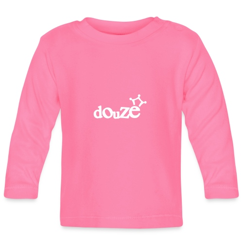 logo_douze - T-shirt manches longues Bébé