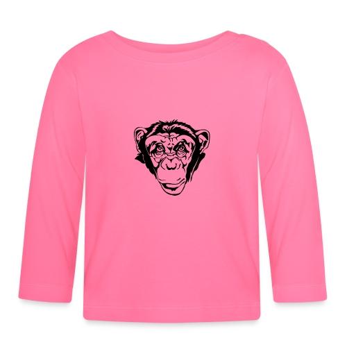 Monkey Business - Vauvan pitkähihainen paita