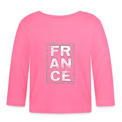 FRANCE - Baby Long Sleeve T-Shirt