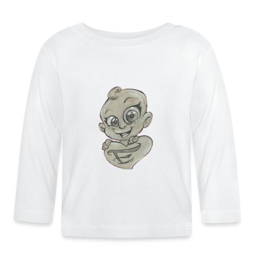 E Baby - Maglietta a manica lunga per bambini