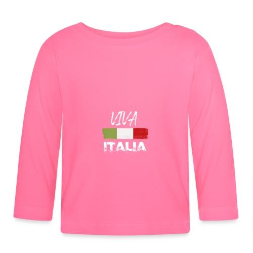 VIVA ITALIA - Baby Long Sleeve T-Shirt