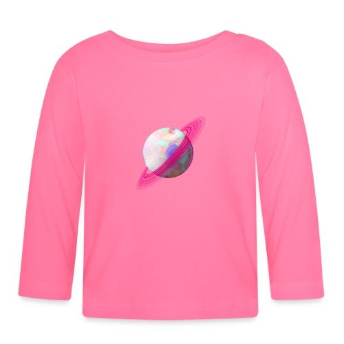 Saturno - Camiseta manga larga bebé