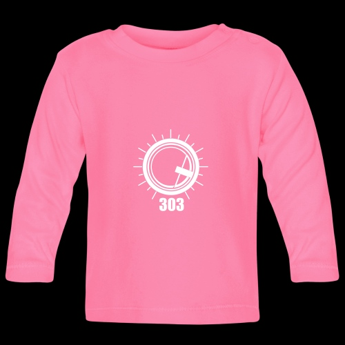 Push the 303 - Baby Long Sleeve T-Shirt