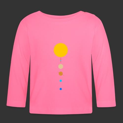 Solar System - Baby Long Sleeve T-Shirt