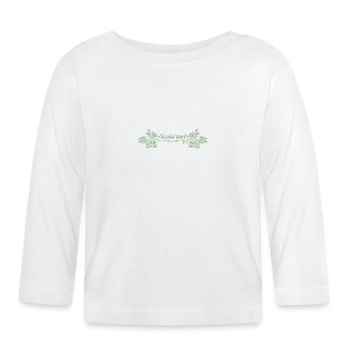 scoia tael - Baby Long Sleeve T-Shirt