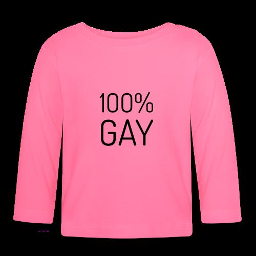 100% Gay - T-shirt