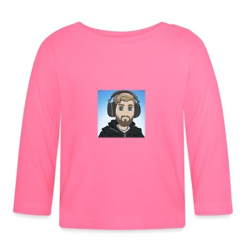 KalzAnimated - Langærmet babyshirt