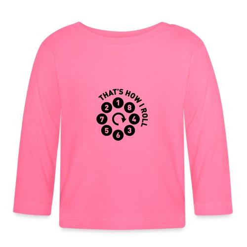 Rolling the V8 way - Autonaut.com - Baby Long Sleeve T-Shirt