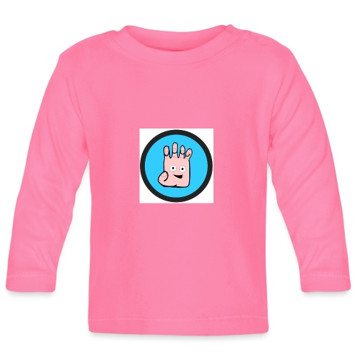 winkyfront - Baby Long Sleeve T-Shirt