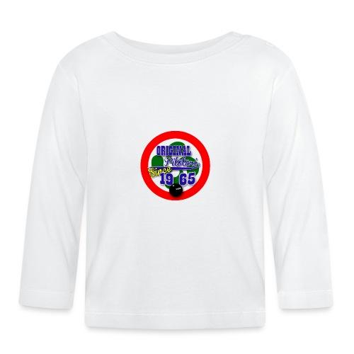 stef64B21X21 jpg - T-shirt manches longues Bébé
