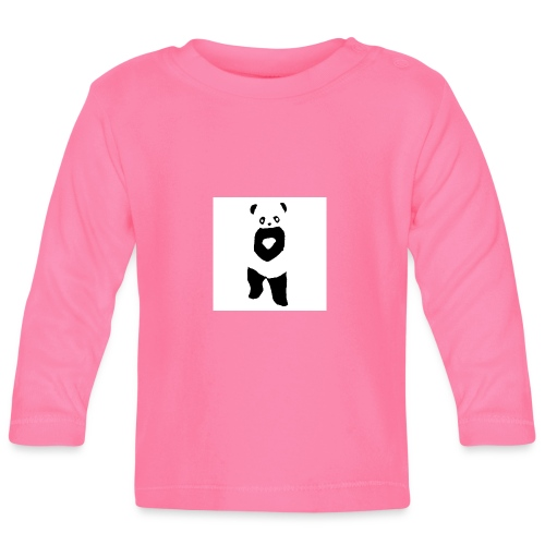 fffwfeewfefr jpg - Langærmet babyshirt