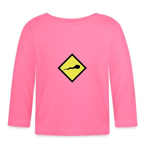 sperm warning - T-shirt