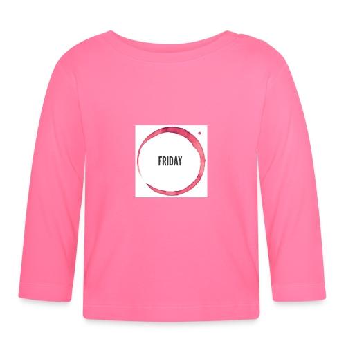 Friday JPG - Baby Long Sleeve T-Shirt