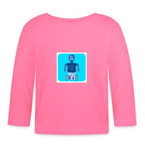 Neon - Maglietta a manica lunga per bambini