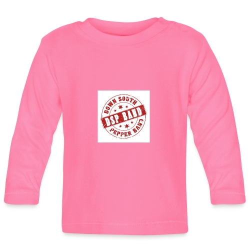 DSP band logo - Baby Long Sleeve T-Shirt