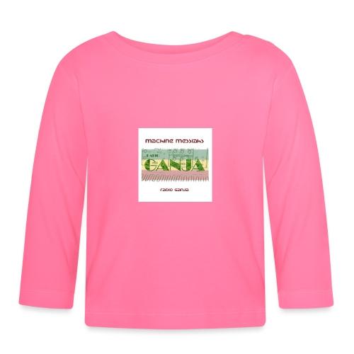 radio ganja - Baby Long Sleeve T-Shirt