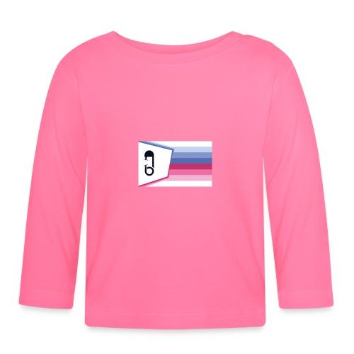 ABDL Knapp - Långärmad T-shirt baby