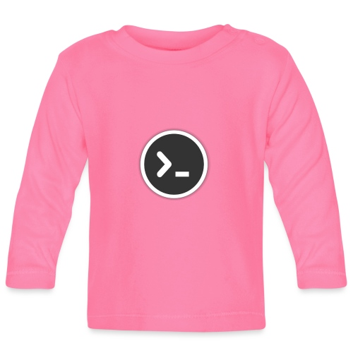 Terminal/Shell - Baby Long Sleeve T-Shirt